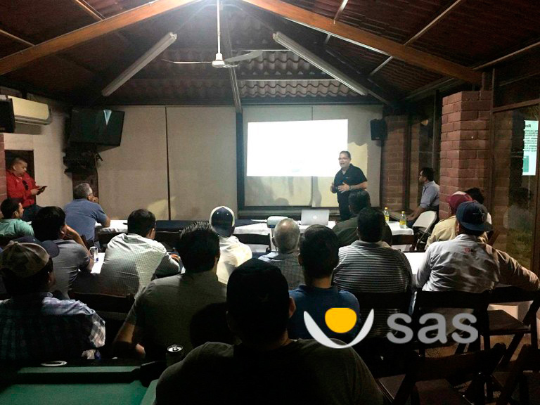 Formación SAS en Culiacán