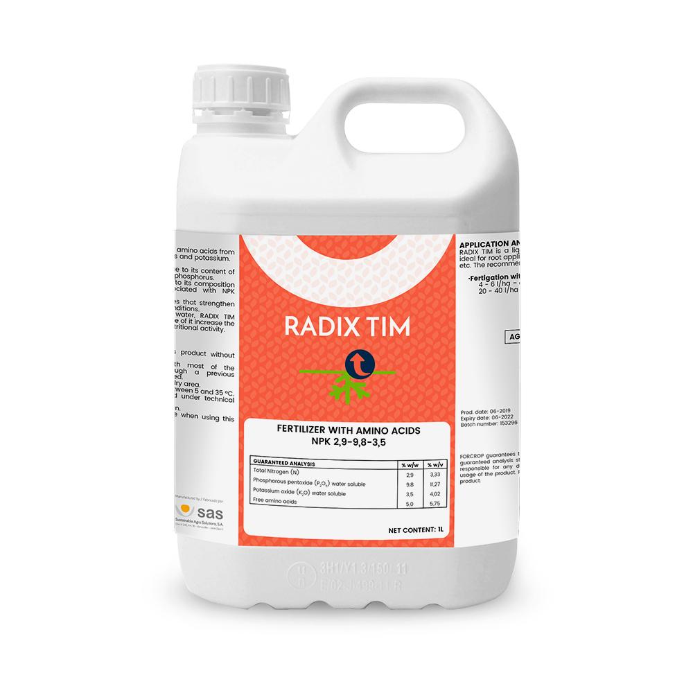 Radix Tim - Productos - FORCROP - SAS
