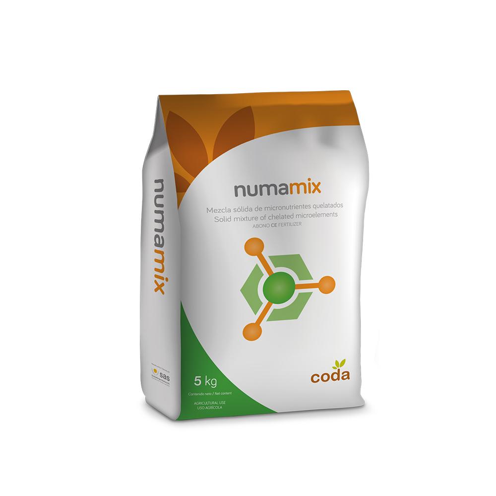 Numamix - Productos - CODA -SAS