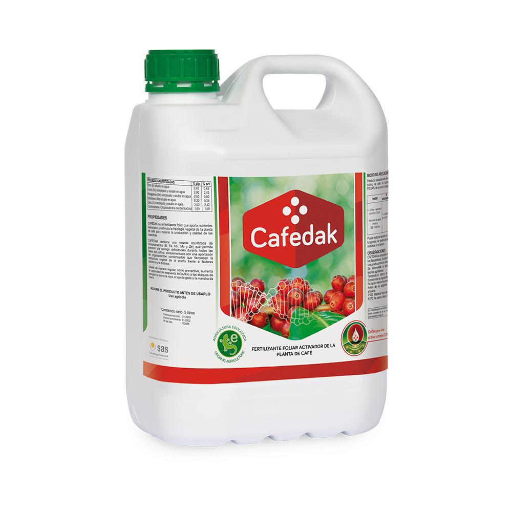 Cafedak - Productos - PLANDAK - SAS