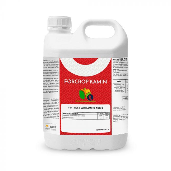Forcrop Kamin - Productos - FORCROP -SAS