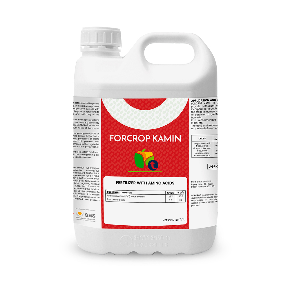 Forcrop Kamin - Productos - FORCROP -SAS