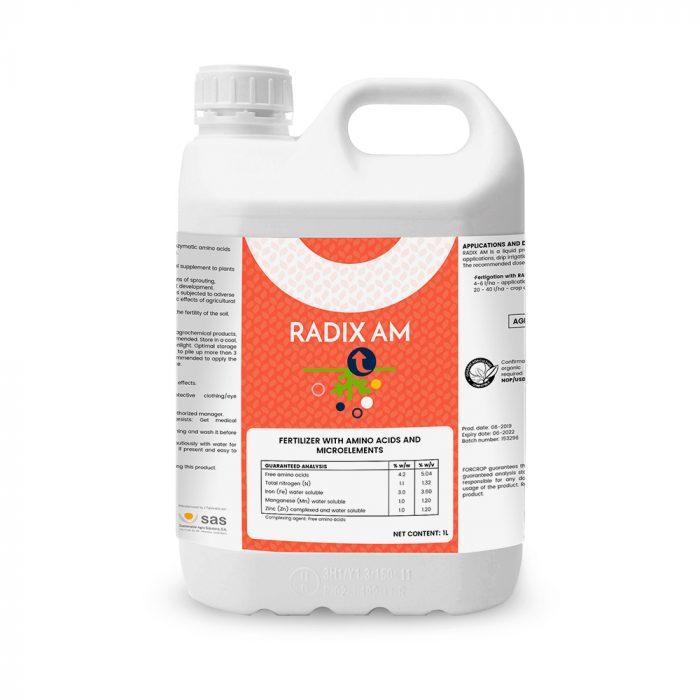 Radix AM - Productos - FORCROP -SAS